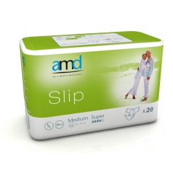 Amd Πάνα Slip Medium Super (20τεμ)