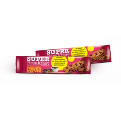 SUPER BREAKFAST ΜΠΑΡΕΣ ΒΡΩΜΗΣ ΜΕ POWER FRUITS 25gr